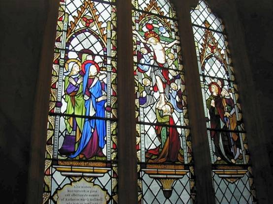 The Small East Window