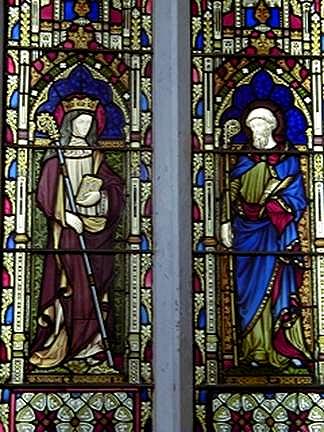 St Etheldreda & St Bede