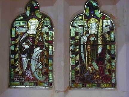 Narthex - St Catherine & St Margaret