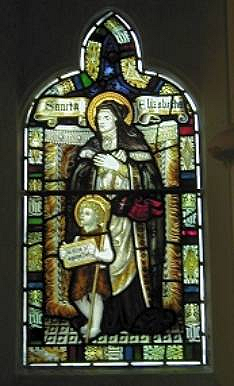 Narthex - St Elizabeth