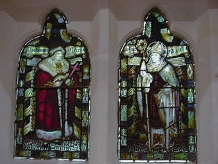 Narthex - St Thomas More & St John Fisher