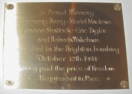Bomb - Memorial Brass
