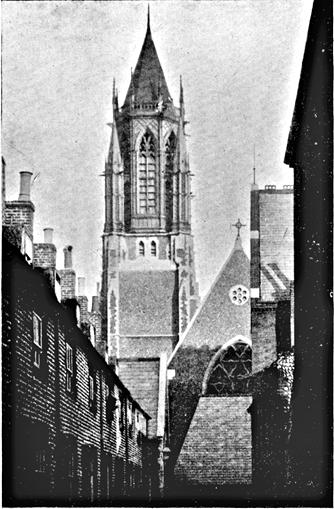 Exterior of S. Paul's c.1922
