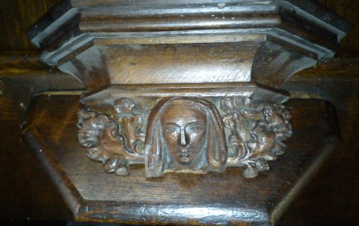 Misericord - nun