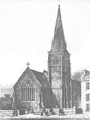 S. Pauls - design 1848