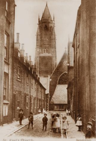 St Pauls - 1900