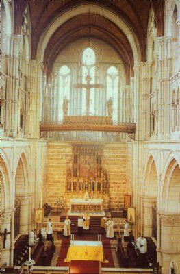 St Michael's interior